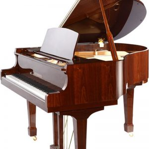 "Steinhoven SG183 Grand Piano, Polished Walnut (183cm, 6'1"") - FREE DELIVERY"